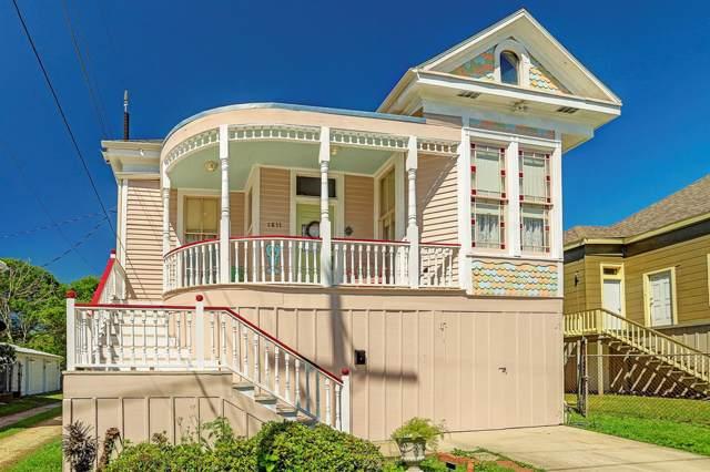 1611 19th Street, Galveston, TX 77550 (MLS #45411338) :: The SOLD by George Team