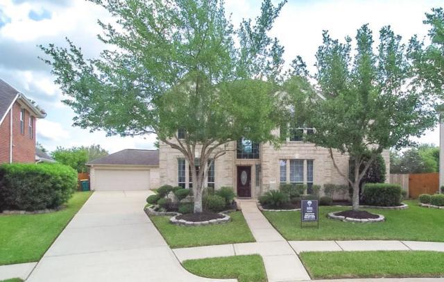 11601 Shoal Landing Street, Pearland, TX 77584 (MLS #45414002) :: Caskey Realty
