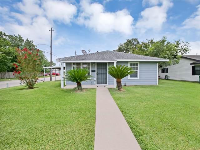 1401 Falcon Street, Houston, TX 77015 (MLS #45424401) :: The Parodi Team at Realty Associates