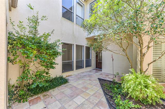 1836 Augusta Drive #6, Houston, TX 77057 (MLS #45430816) :: My BCS Home Real Estate Group