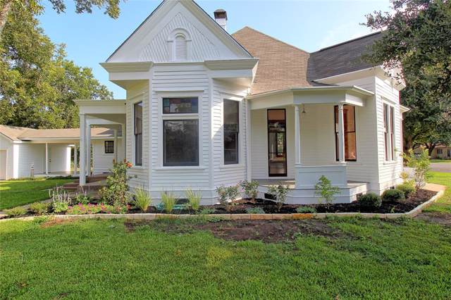 401 N Mechanic Street, Weimar, TX 78962 (MLS #45444960) :: NewHomePrograms.com LLC