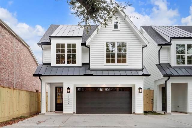 1500 Auline Lane B, Houston, TX 77055 (MLS #45445894) :: Parodi Group Real Estate