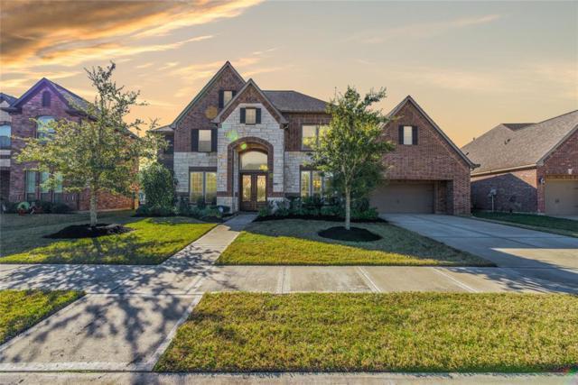4126 Wheat Harvest Lane, Katy, TX 77494 (MLS #45451240) :: The Heyl Group at Keller Williams
