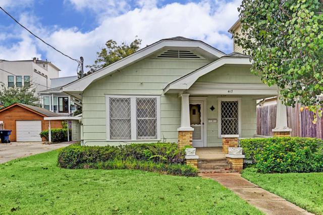 417 Birdsall Street, Houston, TX 77007 (MLS #45459432) :: Green Residential