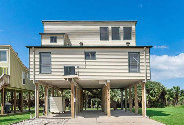 4206 Nueces Drive, Galveston, TX 77554 (MLS #45459639) :: Connect Realty