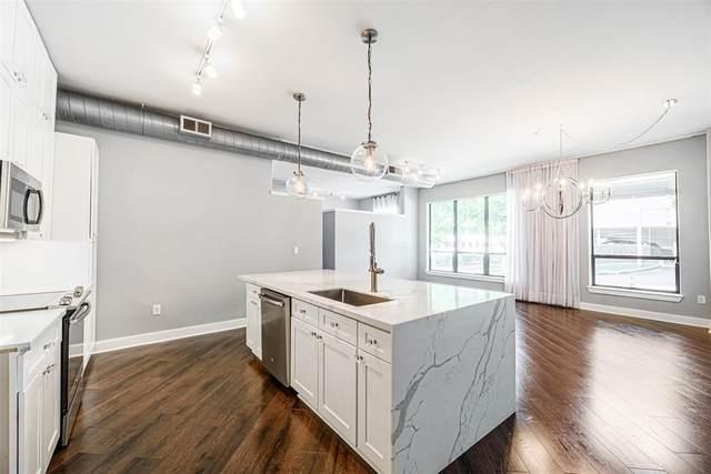 1901 Post Oak Blvd #1208, Houston, TX 77056 (MLS #45464138) :: Connect Realty