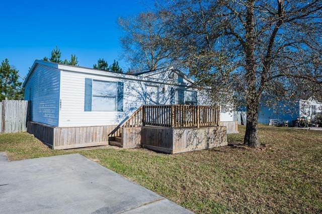 16431 Trenda Court, Conroe, TX 77306 (MLS #45466047) :: The SOLD by George Team