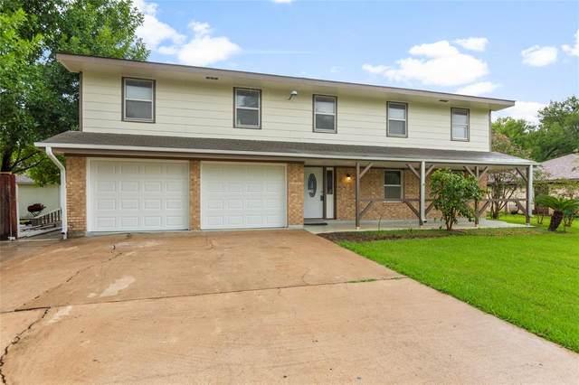 4707 Comal Street, Pearland, TX 77581 (MLS #45466676) :: Christy Buck Team