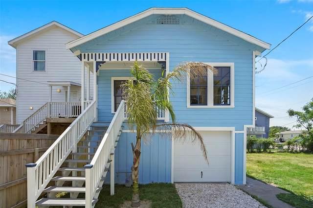 5324 Avenue L Rear, Galveston, TX 77551 (MLS #45467114) :: Caskey Realty