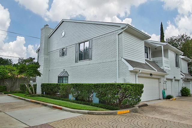 1911 Bering Drive #19, Houston, TX 77057 (MLS #45469945) :: NewHomePrograms.com LLC