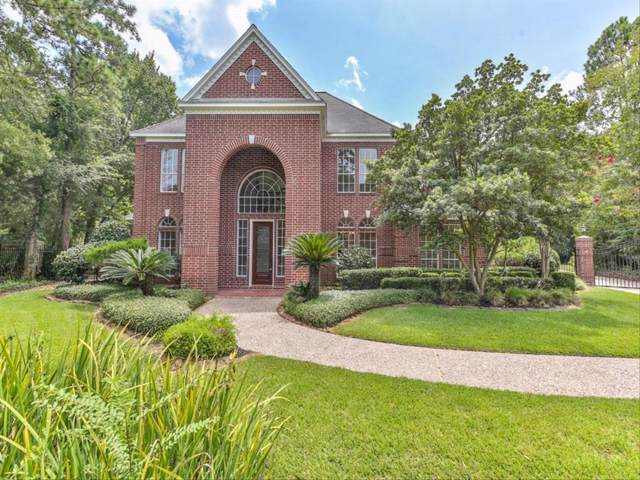 7 Lacewing Place, The Woodlands, TX 77380 (MLS #45471679) :: The Heyl Group at Keller Williams