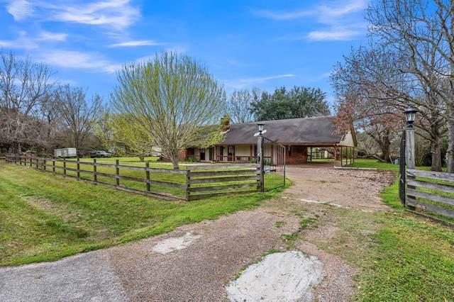 18511 Fern Street, Cypress, TX 77429 (MLS #45472251) :: The Jill Smith Team