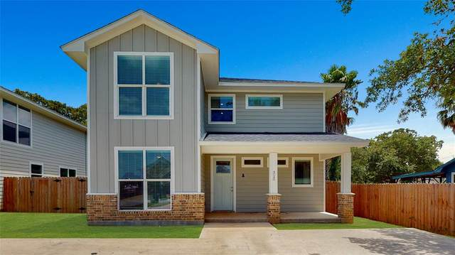 313 Fairway Drive A, Bryan, TX 77801 (MLS #45475308) :: The SOLD by George Team