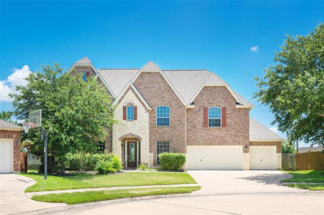 2619 Rose Bay Drive, Pearland, TX 77584 (MLS #4547973) :: The SOLD by George Team