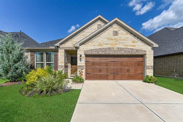 2143 Blossomcrown Drive, Katy, TX 77494 (MLS #45483959) :: Phyllis Foster Real Estate