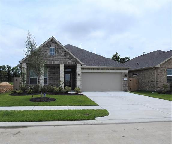 1830 Allyssa Way, Alvin, TX 77511 (MLS #45485518) :: Ellison Real Estate Team