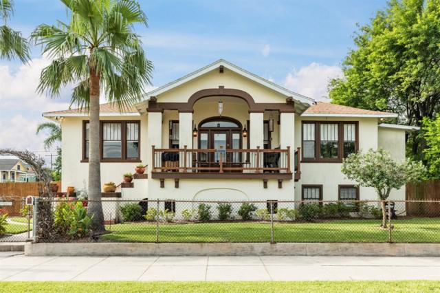 3101 Avenue P, Galveston, TX 77550 (MLS #45487021) :: The Parodi Team at Realty Associates