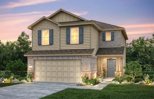 25527 Burnett Ranch Lane, Katy, TX 77493 (MLS #45491410) :: The Sansone Group
