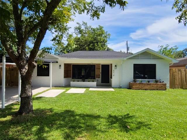 4418 Elser Street, Houston, TX 77009 (MLS #4549337) :: Connect Realty
