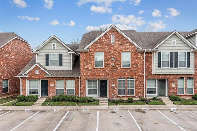 1001 Krenek Tap Road #2302, College Station, TX 77840 (MLS #45500641) :: The SOLD by George Team