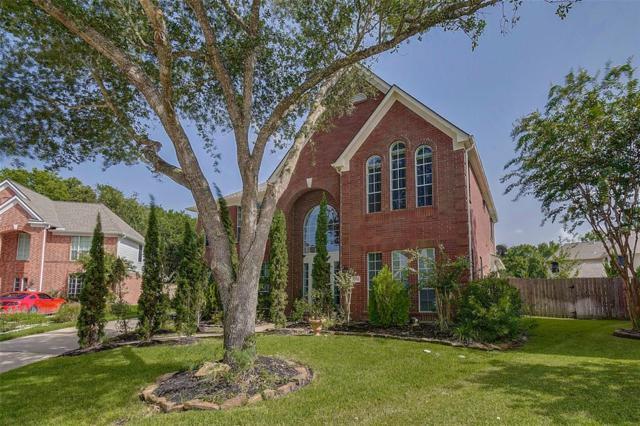 2702 Mossy Log Court, Houston, TX 77084 (MLS #45503482) :: Texas Home Shop Realty