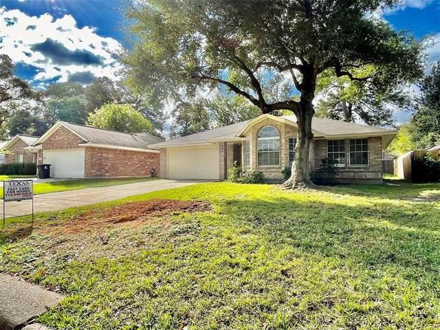 2602 Sherwood Hollow Lane, Houston, TX 77339 (MLS #45507246) :: My BCS Home Real Estate Group