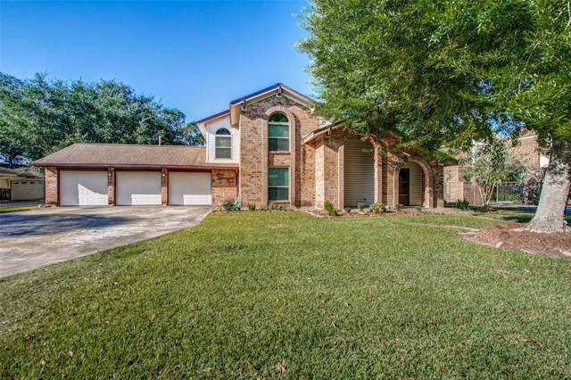 1002 Oleander Street, Lake Jackson, TX 77566 (MLS #45519562) :: Texas Home Shop Realty
