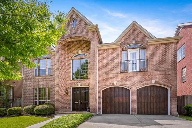 3707 Gramercy Street, Houston, TX 77025 (MLS #45521806) :: The Home Branch