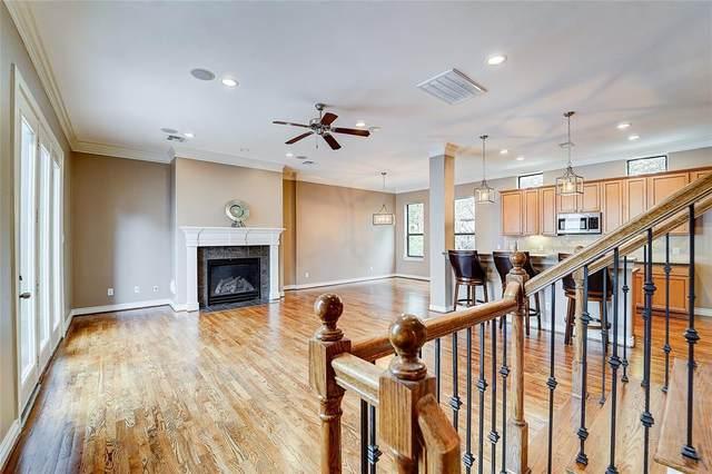 8904 Lakeshore Bend Drive, Houston, TX 77080 (MLS #45522097) :: Texas Home Shop Realty