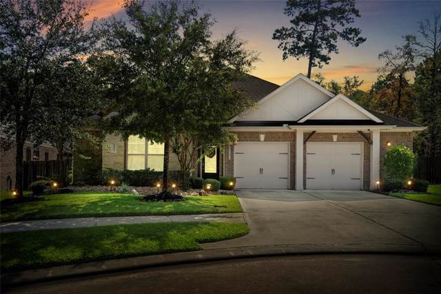 1161 Jacobs Lake Boulevard, Conroe, TX 77384 (MLS #45523536) :: The Jill Smith Team