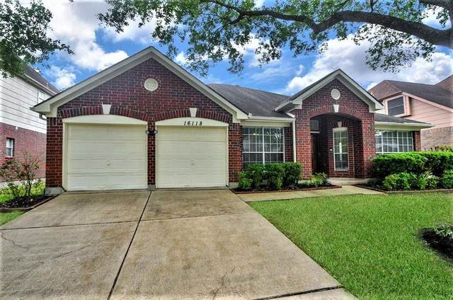 16118 Leigh Canyon Drive, Friendswood, TX 77546 (MLS #45526125) :: Ellison Real Estate Team