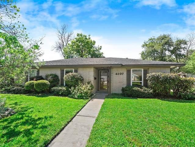 4107 Lou Anne Lane, Houston, TX 77092 (MLS #45530727) :: Giorgi Real Estate Group