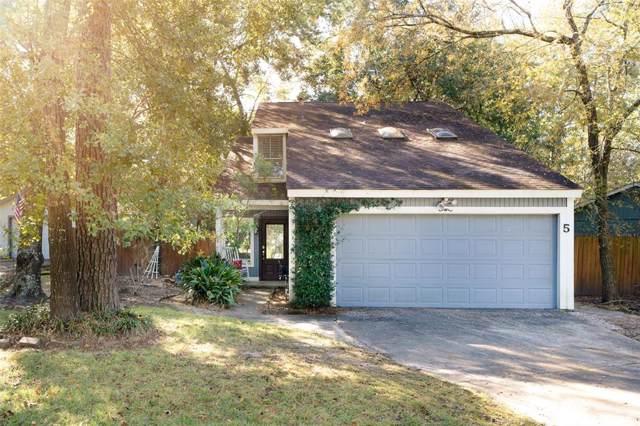 5 Gambrel Oak Place, The Woodlands, TX 77380 (MLS #45536483) :: Green Residential
