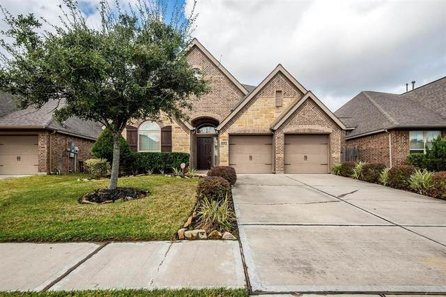 2608 Mountain Sage Drive, Pearland, TX 77584 (MLS #45538445) :: The Freund Group