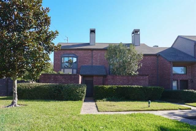 7447 Cambridge Street #115, Houston, TX 77054 (MLS #45548141) :: The Sansone Group