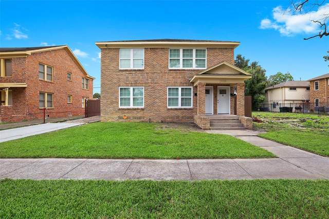 2909 Cleburne Street, Houston, TX 77004 (MLS #45553309) :: The SOLD by George Team