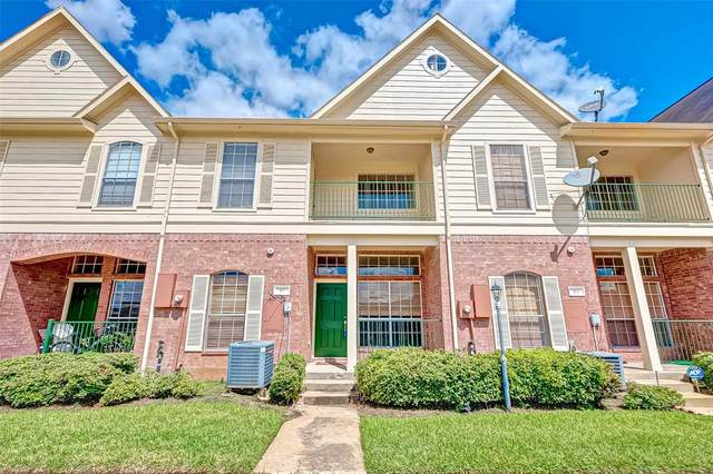 2710 Grants Lake Boulevard H7, Sugar Land, TX 77479 (MLS #45553685) :: Guevara Backman