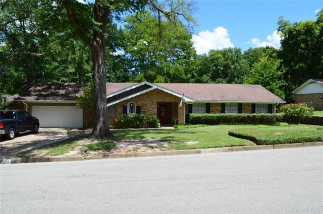 3216 Brookside Drive, Tyler, TX 75701 (MLS #45565301) :: The SOLD by George Team