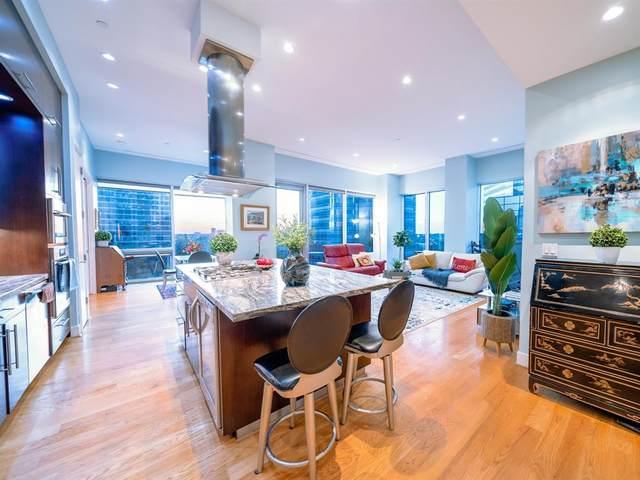 1600 Post Oak Boulevard #701, Houston, TX 77056 (MLS #45569281) :: Giorgi Real Estate Group