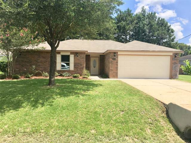 16282 Long Valley Court, Conroe, TX 77302 (MLS #45579483) :: Ellison Real Estate Team
