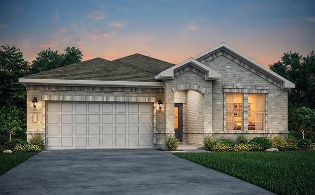735 Cobalt Crest Lane, Huffman, TX 77336 (MLS #45593217) :: The SOLD by George Team