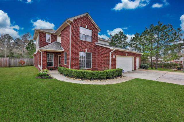 5419 Tory Ann Drive, Magnolia, TX 77354 (MLS #45593493) :: The Collective Realty Group