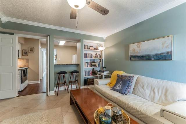 1140 Marina Bay Drive 110A, Kemah, TX 77565 (MLS #45594825) :: The SOLD by George Team