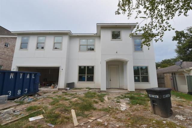 5006 Mayfair Street, Bellaire, TX 77401 (MLS #45596861) :: The Heyl Group at Keller Williams