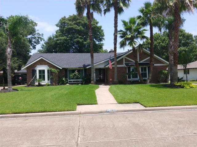1419 Kingstree Lane, Nassau Bay, TX 77058 (MLS #45608012) :: The SOLD by George Team