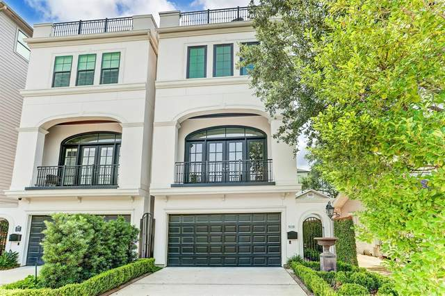 803 Bomar Street B, Houston, TX 77006 (MLS #45609600) :: Caskey Realty