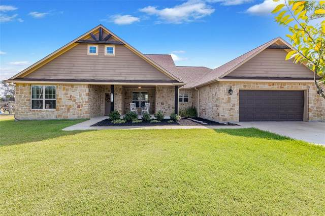 4095 Green Pastures, North Zulch, TX 77872 (MLS #45618015) :: All Cities USA Realty