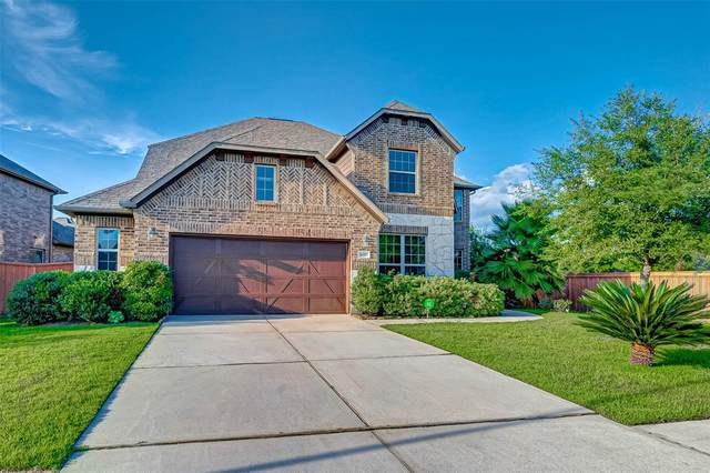 16902 Kilgarth Drive, Richmond, TX 77407 (MLS #45622405) :: Lerner Realty Solutions