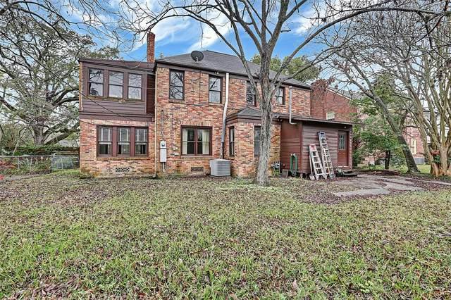 2208 Shakespeare Street, Houston, TX 77030 (MLS #45629533) :: Keller Williams Realty