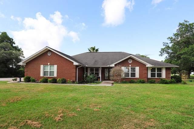 1364 County Road 250, Weimar, TX 78962 (MLS #45638016) :: Ellison Real Estate Team